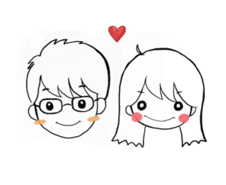A子與J君